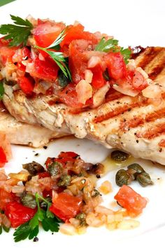 Salsa Chicken (Weight Watchers)
