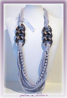 pietre   e    dintorni: anelli e perle