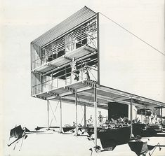 Greta Grossman. Arts and Architecture. Feb 1951: 32