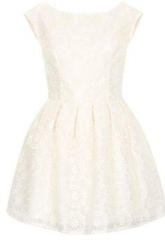 Pretty dress <3