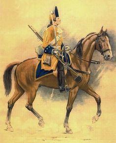 Dragones de Numancia 1718