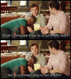 Humor | New Girl