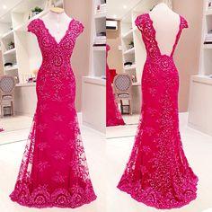 Maravilhosoo!!! #dress #details #lindo #byisabellanarchi #isabellanarchicouture 💗💗💗