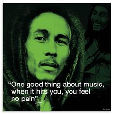 Beautiful Bob Marley... from iQuotes.
