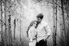 Aspen Engagement Photography Jason+Gina Wedding Photographers http://www.jason-gina.com