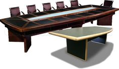 The Conference Table Can Leave A Lasting Impression | World Classed News