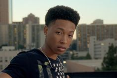Video Premiere: Jacob Latimore - Heartbreak Heard Around the World ft. T-Pain