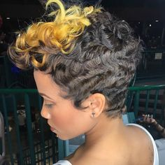 Dope cut and color @msklarie - https://blackhairinformation.com/hairstyle-gallery/dope-cut-color-msklarie-2/