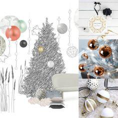 Trendy Vianoce 2017 | Living Styles Christmas Decorations, Table Decorations, Living Styles, Decorating, Furniture, Home Decor, Decoration, Homemade Home Decor, Life Styles