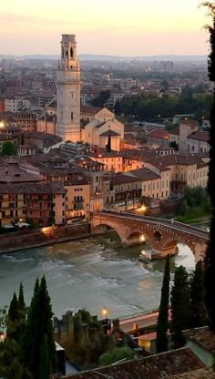 Verona, Veneto, Italy - One of my very favorite places in Italy Places Around The World, Oh The Places You'll Go, Places To Travel, Around The Worlds, Camping Places, Travel Destinations, Beautiful Places To Visit, Wonderful Places, Beautiful World