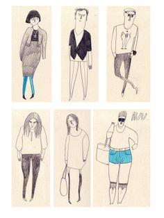 Street Fashion by Ulla Saar