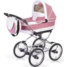 Carucior Baby Dreams BALLERINA RETRO (diverse culori)