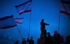 mini.press: Δίνουν 93% τα προγνωστικά για ένωση της Κριμαίας μ... #KRIMEA