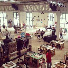 Greetings from Belgrade! | Policy Of Truth  #travel #belgrade #summer #2013 #ugne #skonsmanaite #industryfiles #trip #world #europe #inspiration #photodiaries #slovenia #loft #clothing #store #exhibition #design