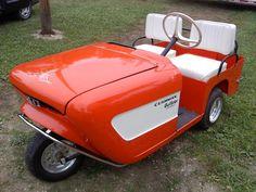 Nixons Golf Car And Marine One