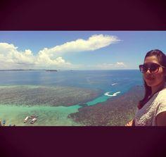 Never failed to impressed me! Blue sky Blue ocean
