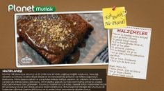 """""""kekperisi"""" programında Pasta Şefi Başak Ergen'in sizler için yaptığı """"Mokalı Brownie"""" tarifi."""