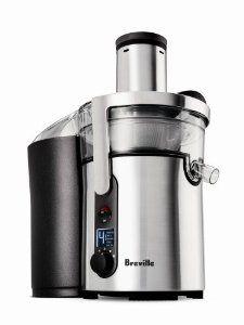 Breville BJE510XL Juice Fountain Multi-Speed 900-Watt Juicer Review