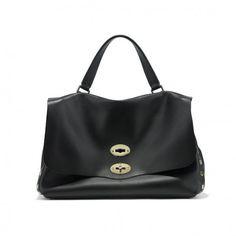 zanellato postina - daily bag - nero