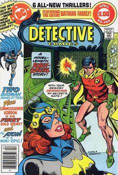 Detective Comics #489 DC Comics