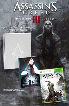 Assassin's Creed III Collector   UbiWorkshop Edition