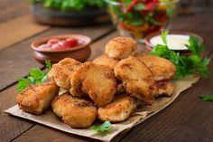 Rezept für Chicken Nuggets