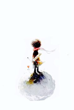 Images for them petit prince wallpaper Little Prince Quotes, The Little Prince, Tumblr Backgrounds, Aesthetic Backgrounds, Illustrator Design, Poster, Watercolor Illustration, Iphone Wallpaper, Photos