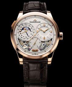 Rolex is bush-league next to a JLC luxury watch