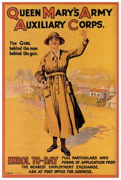 British WWI Propaganda Posters