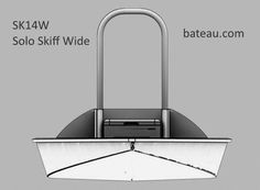 The Solo Flats Skiff 14 is considered both a fishing kayak & a one-person skiff. Purchase our kayak plans to learn how to build a fishing boat easily & quickly. Kayak Fishing Tips, Fishing Boats, Plywood Boat Plans, Wooden Boat Building, Build Your Own Boat, Boat Projects, Diy Boat, Hobbies That Make Money, Wood Boats