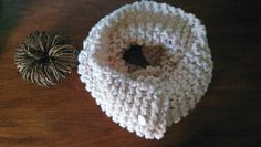Hey, I found this really awesome Etsy listing at https://www.etsy.com/listing/489156681/knitted-chunky-cowl-ivory-scarf-cozy