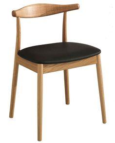 silla tapizada para bares y cafeterías