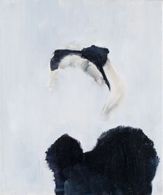 "Saatchi Online Artist: Kristina Alisauskaite; Oil 2011 Painting ""Don't ask II"""