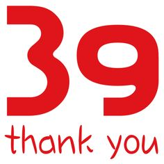 39project [thankyou - red logo]