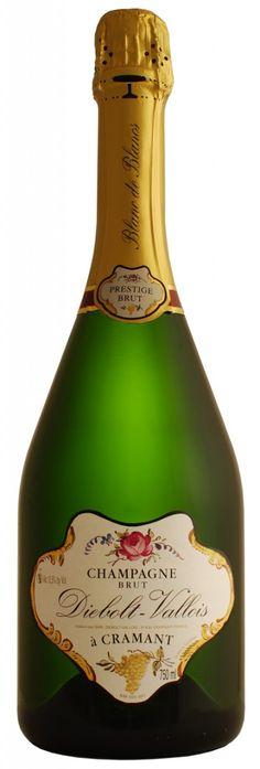 diebolt-vallois cuvee prestige, my favorite champagne.