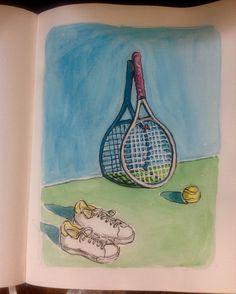 Something I love Tennis