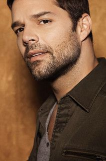 Ricky Martin has gotten more handsome with maturity.