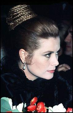grace&family:  Princess Grace, circa 1968.