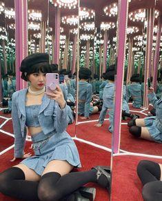 South Korean Girls, Korean Girl Groups, The Girl Who, My Girl, Walpurgis Night, Jung Eun Bi, Gfriend Sowon, Cloud Dancer, Doja Cat