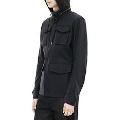 ACNE FIELD JACKET | ACNE STUDIOS SALE
