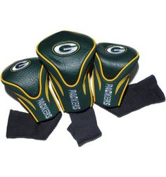 Team Golf NFL Series Contour Sock Headcovers - 3 pack at Golf Galaxy