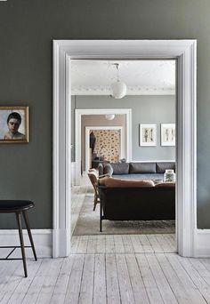 Home Interior Design Scandinavian Interior Design, Home Interior Design, Luxury Interior, Manhattan Loft, Living Room Furniture, Living Room Decor, Wall Painting Living Room, Skirting Boards, Architrave