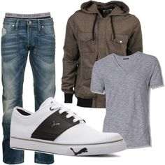 Rugged Guy Outfit