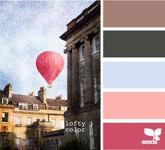 Lofty Color - http://design-seeds.com/index.php/home/entry/lofty-color