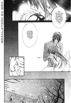 Vampire knight Kaname and yuki
