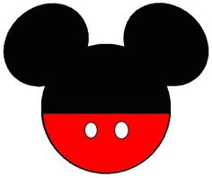 mickey mouse head - Pesquisa Google