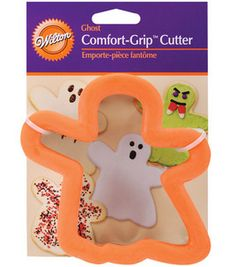 Wilton® Comfort Grip Cookie Cutter - 1PK/Ghost
