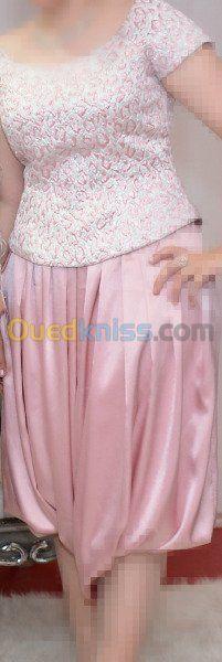 kwiyet moderne Alger Chevalley Algérie | Vente Achat Hijab Style, Abaya Style, Half Saree Lehenga, Abaya Fashion, Ankara Styles, Boho Outfits, Traditional Dresses, Designer Dresses, Dress Skirt