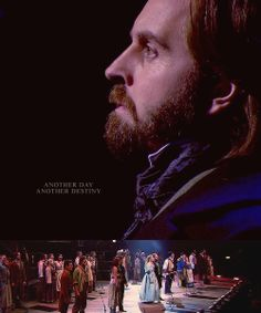 Alfie Bo-love him-Les Miserables  the 25th anniversary