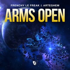 San Francisco's Frenchy Le Freak & Arteghem delivering their second single for Stoney Boy Music following up their massive 2012 track Toxika that got mashed up with Dada Life into Feed The Toxika with a nod from the Dada boys themselves.   Out now on Beatport: http://www.beatport.com/release/frenchy-le-freak-and-arteghem-arms-open/1127277